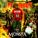 Im A Monsta CD Cover