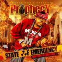 State Of Emergency CD Cover